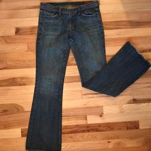 Women's Citizens of Humanity Low Rise Flare Jeans